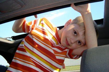 Autovakantie met kinderen