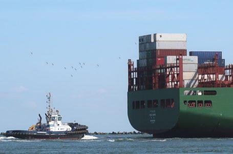 De Smit Rotterdam krachtige sleepboot
