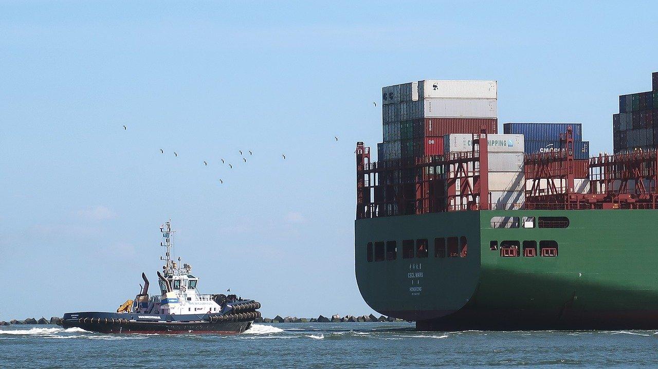 Sleepboot Rotterdam