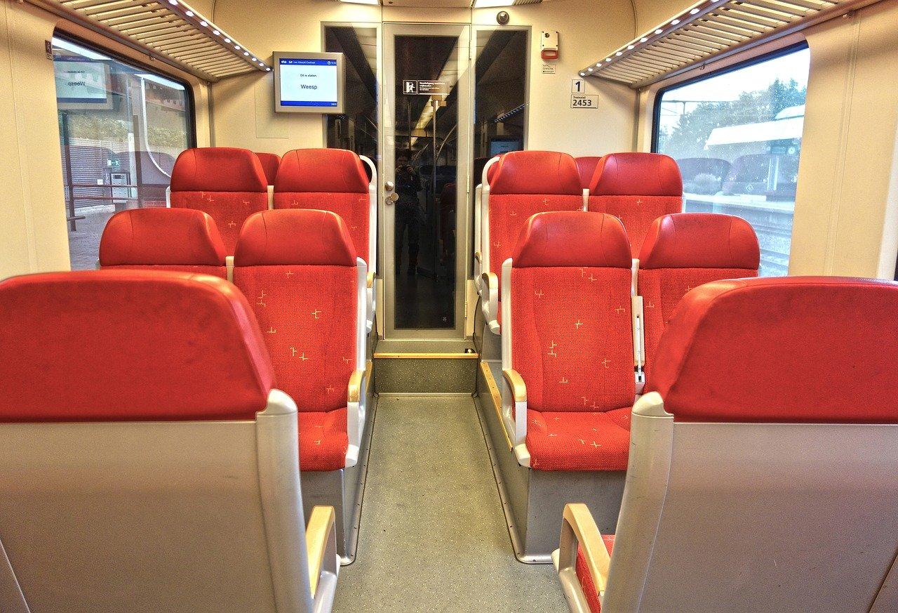 NS openbaar vervoer trein