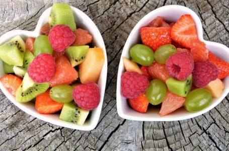 Fruit om gewicht te verliezen?