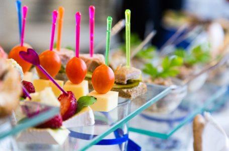Makkelijke hapjes voor feestjes
