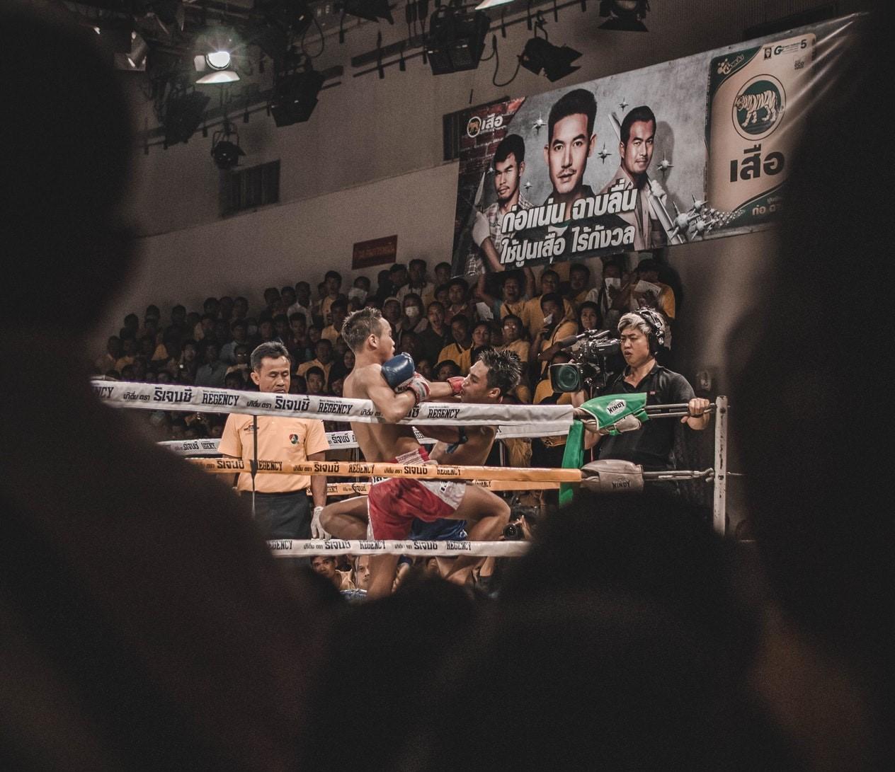 Muay Boran en Thaiboksen
