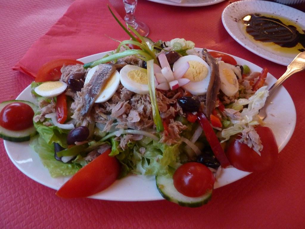 Recept Salade Niçoise