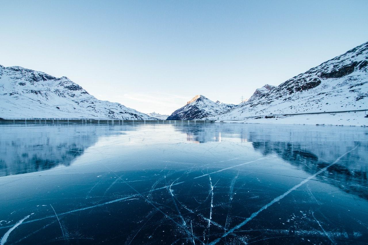 De geschiedenis van de ijstijd