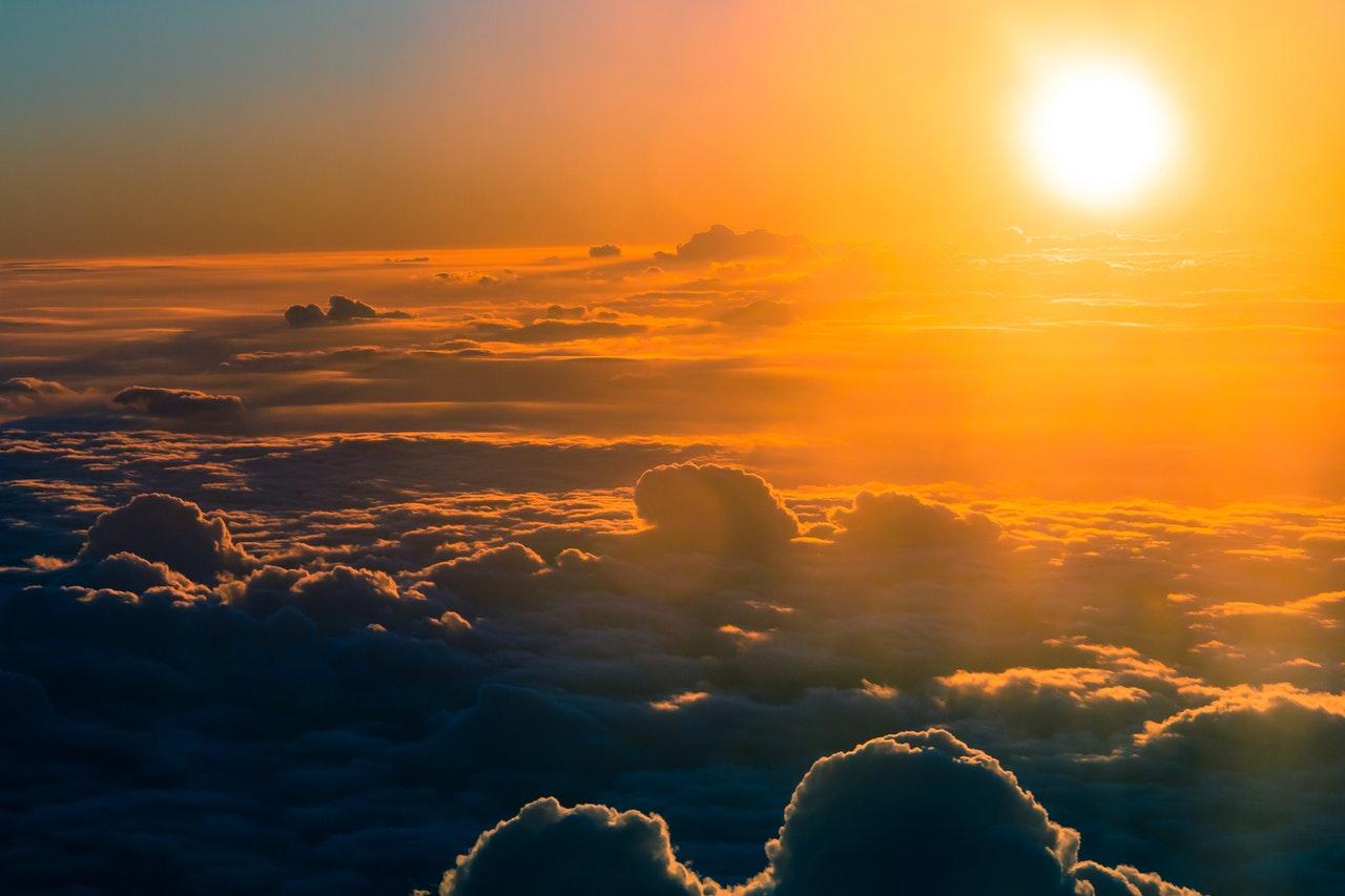 Energie van de zon