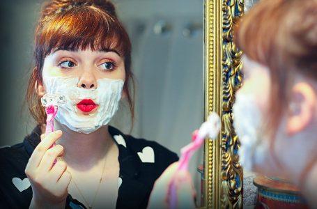 Tips voor tieners voor een glad geschoren huid