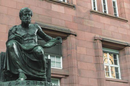 Aristoteles: de houding van de mens