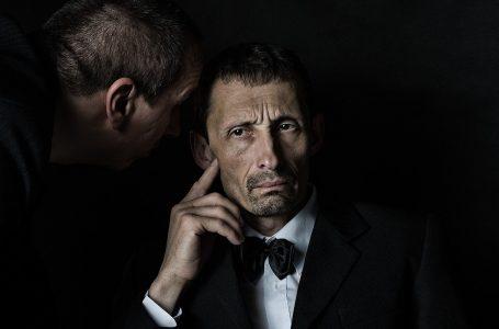 Robert de Niro: You talkin' to me?