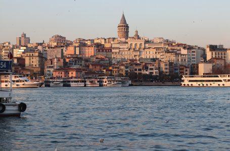 Turkije, land van 2 continenten